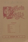 Otterbein Aegis January 1908