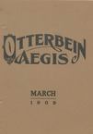 Otterbein Aegis March 1909