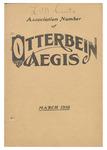 Otterbein Aegis March 1910 by Otterbein University