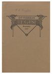 Otterbein Aegis September 1910 by Otterbein University