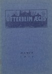 Otterbein Aegis March 1911