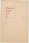 Otterbein Aegis April 1911