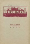 Otterbein Aegis September 1911