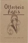 Otterbein Aegis April 1912