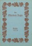 Otterbein Aegis October 1910