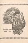Otterbein Aegis November 1913