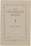 Otterbein Aegis April 1914