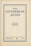 Otterbein Aegis January 1914