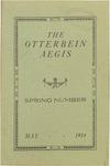 Otterbein Aegis May 1914