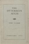 Otterbein Aegis February 1915 by Otterbein Aegis