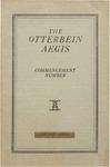 Otterbein Aegis June 1915 by Otterbein Aegis