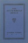 Otterbein Aegis October 1915