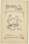 Otterbein Aegis February 1916 by Otterbein Aegis