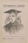 Otterbein Aegis May-June 1916