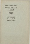 Otterbein Aegis September 1916 by Otterbein Aegis