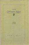 Otterbein Aegis April 1917 by Otterbein Aegis