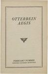 Otterbein Aegis February 1917 by Otterbein Aegis