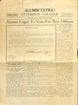 May 1926 Alumni Extra