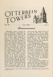 June 1939 Otterbein Towers
