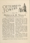 January 1940 Otterbein Towers by Otterbein University