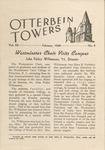 February 1940 Otterbein Towers by Otterbein University