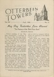 April 1940 Otterbein Towers by Otterbein University