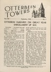 September 1940 Otterbein Towers by Otterbein University