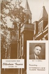 October 1940 Otterbein Towers Homecoming by Otterbein University