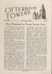 November 1940 Otterbein Towers by Otterbein University