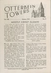 January 1941 Otterbein Towers by Otterbein University