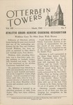 April 1941 Otterbein Towers by Otterbein University