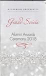2018 Alumni Awards Ceremony by Otterbein University