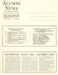 Alumni News Vol. VI, No. 4