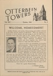 Otterbein Towers October 1941 by Otterbein University