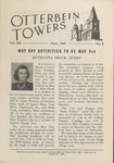 Otterbein Towers April 1941 by Otterbein University