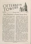 Otterbein Towers November 1940