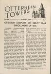 Otterbein Towers September 1940
