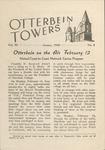 Otterbein Towers January 1940 by Otterbein University