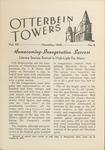 Otterbein Towers November 1939 by Otterbein University