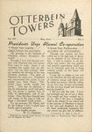 Otterbein Towers May 1939 by Otterbein University