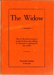 The Widow, A Leader in Women's Education, Wife of the Song Writer, Author Of Darling Nelly Gray; Experiences of Her Remarkable Life of Ninety-Seven Years by Brainerd Hanby