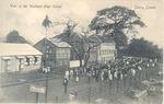 View of the Wesleyan High School, Sierra Leone