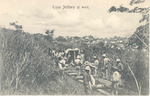 Royal Artillery at work, Sierra Leone