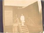 On the Back Veranda - Taiawa Mission House