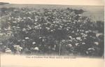 Freetown from Mount Aureol, Sierra Leone