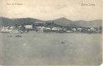 View of Freetown, Sierra Leone