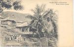 A side view of Krootown Road, Sierra Leone