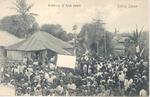Gathering of Kru People, Sierra Leone