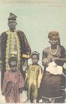 Nursing Mandingo Woman and her family, Sierra Leone