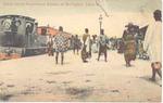 Sierra Leone Government Railway at Wellington, Sierra Leone